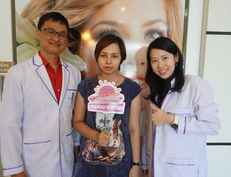 Revision Rhinoplasty augmentation with Phi Beauty Clinic Phuket